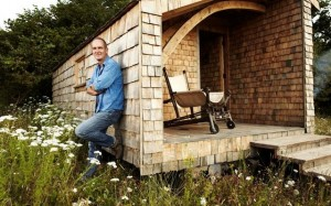 Kevin McCloud - Man Made Shed
