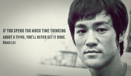 BruceLee-Thinking
